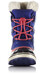 Sorel Yoot Pac Boots Youth grape juice / afterglow